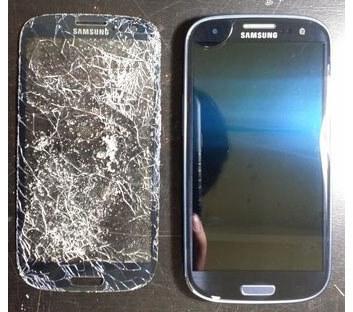 Samsung замена стекла