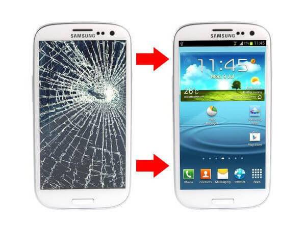 Как заменить экран samsung galaxy s4 mini