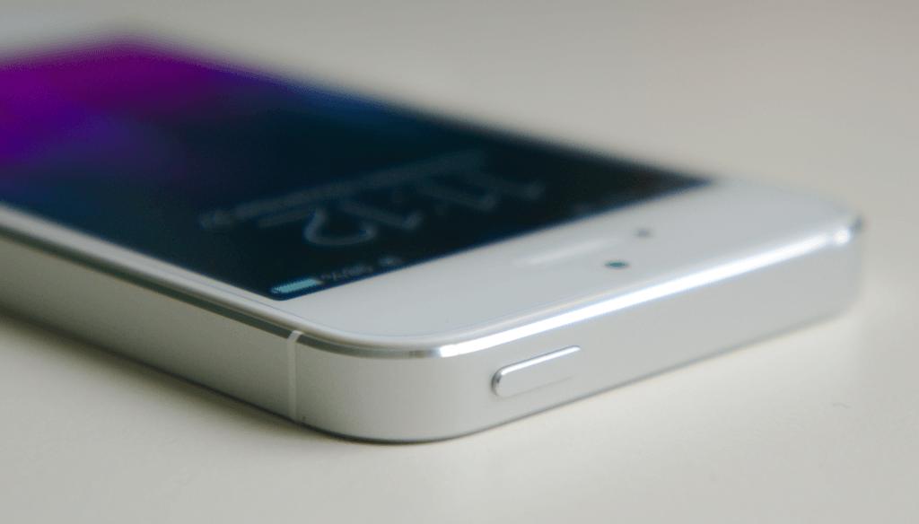замена кнопки iphone