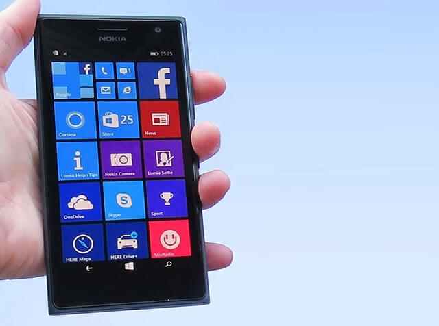 не включается Nokia Lumia