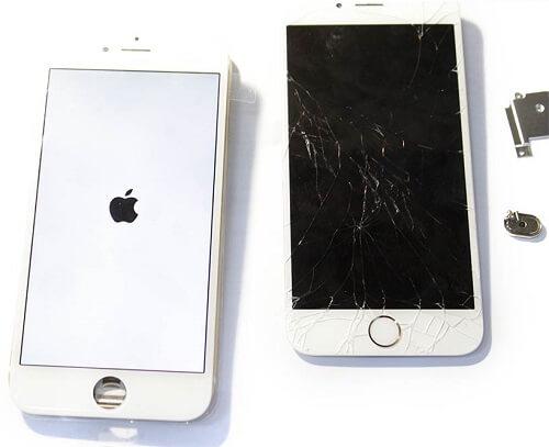 айфон 6 замена только стекла
