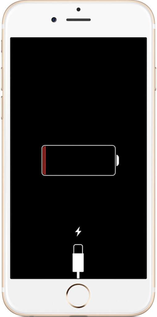 не заряжается iPhone